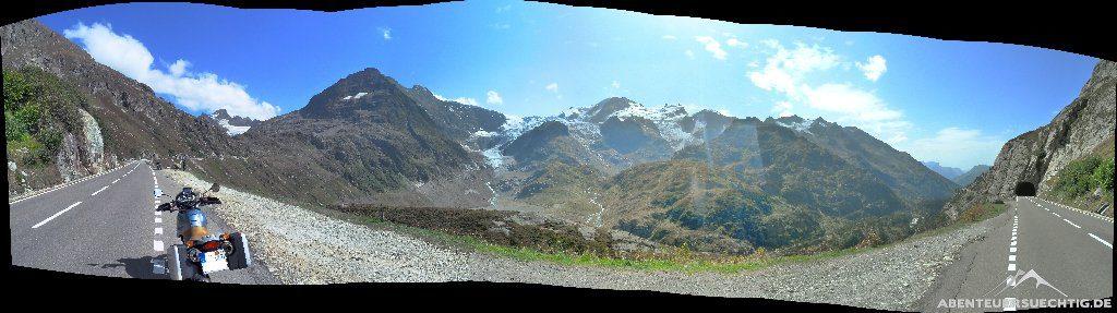 Panorama Sustenpass.