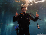20 Meter in die Tiefe-  Indoor-Tauchen im Dive4Life Siegburg