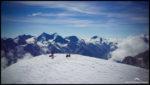 Hochtour auf das Bishorn – unser erster Pärchen-4000er