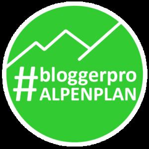 Blogger pro Alpenplan