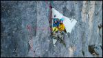Zelten 100 Meter über dem Boden – Eine Nacht in der Portaledge