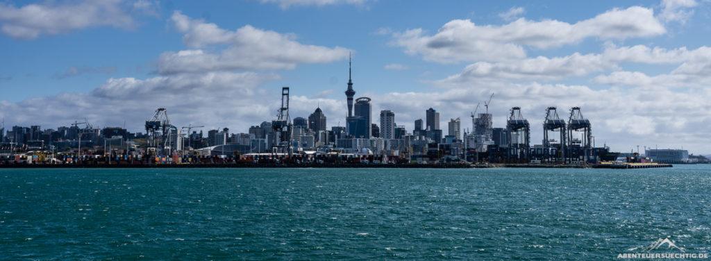 Auckland Skyline 2