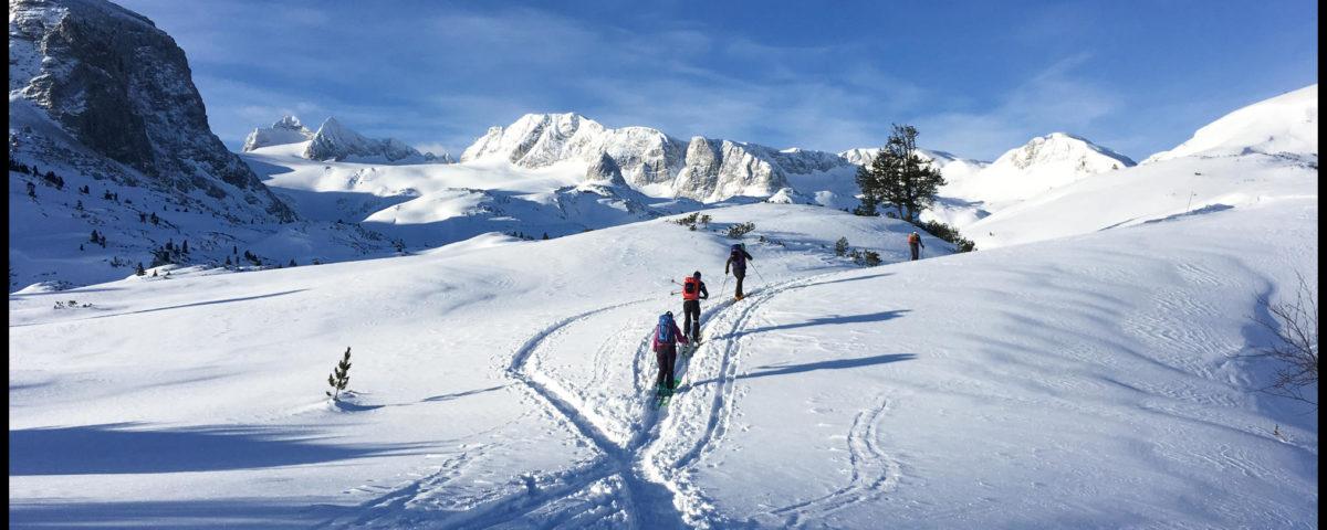 Skitour am Dachstein
