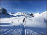 Blogger-Skitour am Dachstein – Vom Krippenstein über das Wiesberghaus nach Hallstatt
