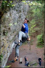 Gedankenspiele: Hartes oder Schönes klettern? Oder beides?
