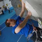 Zeitungsartikel: Kletterhallentest im Sensor Mainz und Wiesbaden