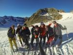 Skitouren im Pitztal mit adidas Outdoor und Bergzeit