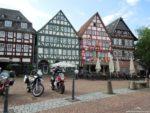 Kurvenspaß – Motorradtour Kyffhäuser und Harz