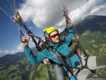 Das erste Mal – Unser Tandem-Gleitschirmflug im Montafon